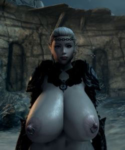 skyrim-rule-–-curvy,-skimpy-clothes,-necklace,-huge-breasts,-big-areola,-female