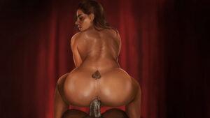 overwatch-rule-xxx-–-brown-skin,-arabian,-blizzard-entertainment,-squatting-cowgirl-position,-anal,-pov