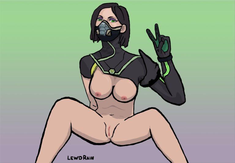 viper-relaxing-(lewdrain)