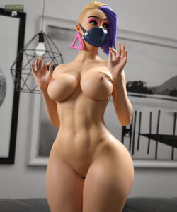 catalyst-rule-porn-–-face-mask,-mouth-mask,-mask,-nude-female