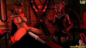 bullseye-hentai-xxx,-dusk-hentai-xxx,-sanctum-hentai-xxx-–-arms-behind-back,-riding-crop,-malesub,-female,-ball-gag