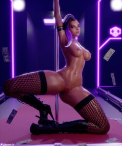 overwatch-rule-porn-–-ls,-sombra,-stripper,-high-heel-boots,-female