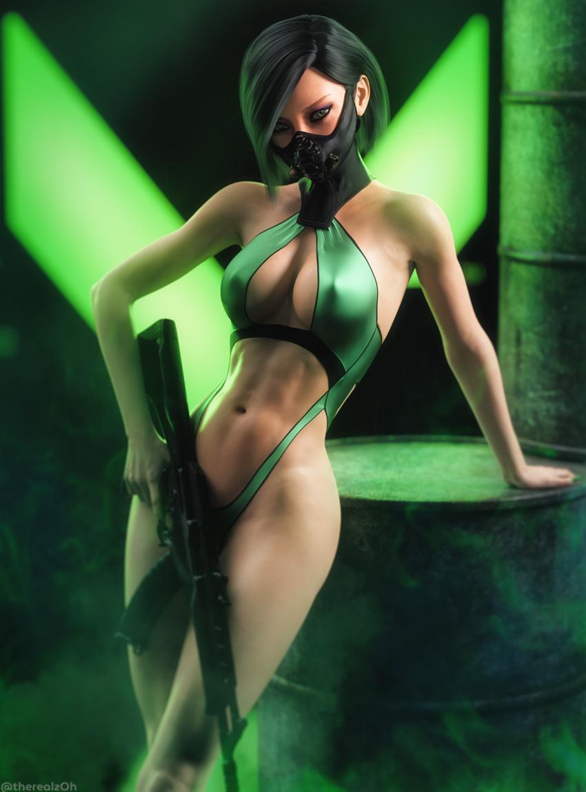 viper-rule-ntai-–-female-only,-green-eyes,-mask,-female.