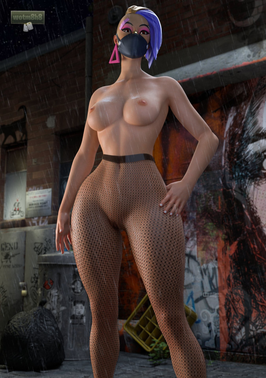 catalyst-xxx-art-–-female-only,-abs,-mask,-thick-thighs,-wotm-looking-away,-earrings.