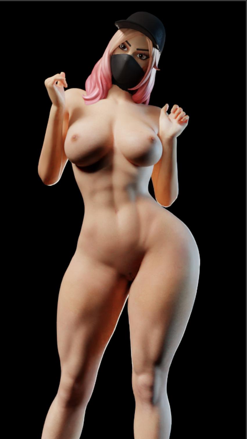 fortnite-game-porn-–-mask,-breasts,-pussy,-wotm-hat,-artwork),-hands-up.