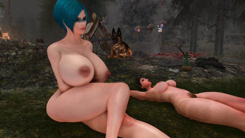 skyrim-rule-rn-–-pale-skin,-pink-nipples,-breast-grab,-nipples.