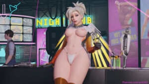 overwatch-sex-art-–-artiss,-presenting-pussy,-highres.