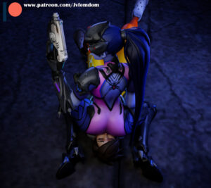 overwatch-rule-jvfemdom,-suffocation,-struggling,-sitting-on-face,-ponytail.