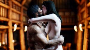 skyrim-game-porn-–-the-elder-scrolls,-serana,-black-hair.