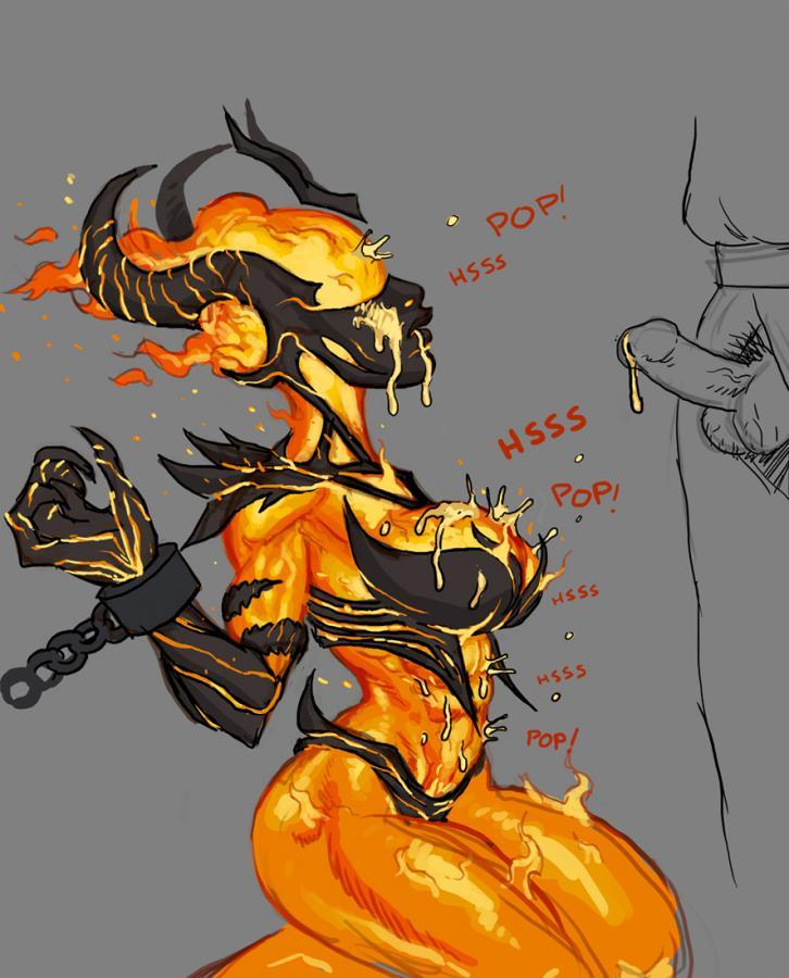 skyrim-hentai-xxx-–-pyro,-cum-on-breasts,-fire-humanoid,-flame-atronach.