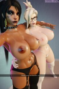 overwatch-hentai-porn-–-mercy,-goth,-female-only,-big-breasts.