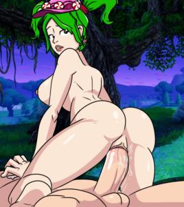 zoey-hentai-art-–-green-hair.