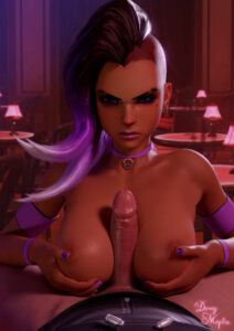 overwatch-porn-–-topless,-purple-eyes,-titfuck,-necklace.