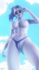 overwatch-porn-–-summer,-tayra,-bikini,-widowmaker.