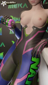 overwatch-hentai-xxx-–-fluid,-blizzard-entertainment,-smile,-exposed-breasts,-dva,-pouring-on-self.