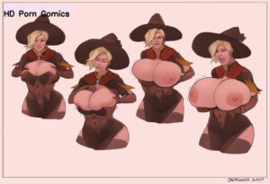 overwatch-xxx-art-–-female-only,-breast-expansion,-sequence,-witch-hat,-witch-costume,-female,-mercy.