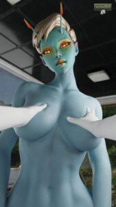 joey-porn-hentai-–-alien-girl,-nude.