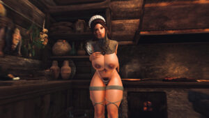 skyrim-rulern-–-female-only,-bouncing-breasts,-maid-uniform,-puffy-anus,-breasts.