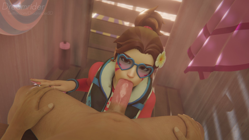 overwatch-rulern-–-looking-at-viewer,-brown-hair,-exhibitionist,-3d.