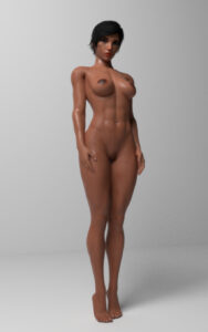 overwatch-rulex-–-short-hair,-breasts,-brown-skin,-lipstick.