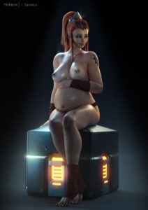 overwatch-hentai-art-–-ls,-big-breasts,-muscles,-solo,-large-breasts.