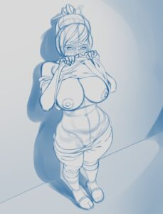 mei-hot-hentai-–-looking-at-viewer,-cleavage,-xxnikichenxx,-big-breasts.