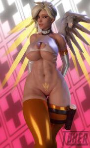 overwatch-hentai-porn-–-looking-at-viewer,-fleshlight.